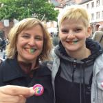Sabine & Katrin