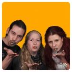 Annabell, Nils & Ronja - (Foto: Dirk Boepple)