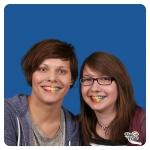 Jessica & Sabine - Foto: D. Böpple