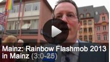 Video der Allgemeinen Zeitung zum Flashmob 2013